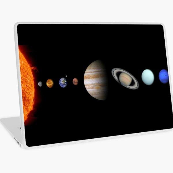 Solar System Laptop Skin