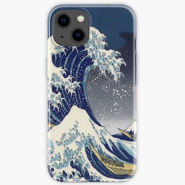 Great Wave: Kanagawa Night iPhone Soft Case