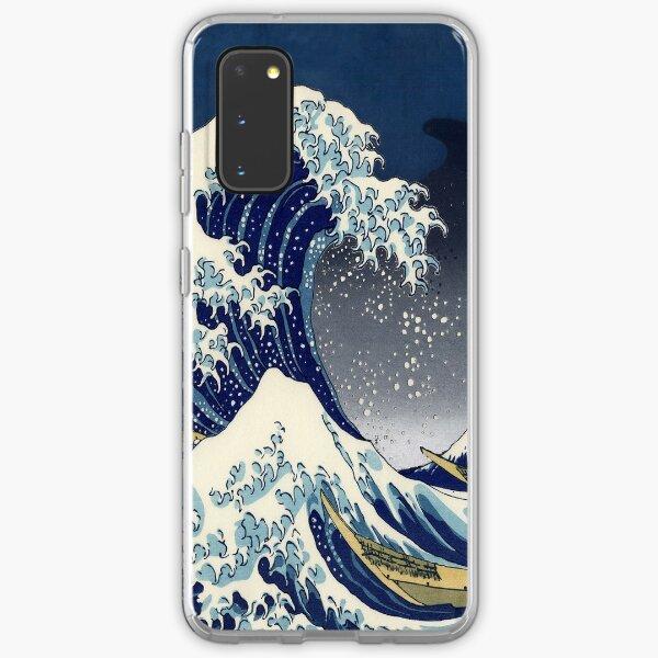 Great Wave: Kanagawa Night Samsung Galaxy Soft Case