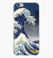 Great Wave: Kanagawa Night iPhone Case