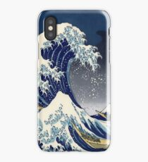 Great Wave: Kanagawa Night iPhone Case/Skin