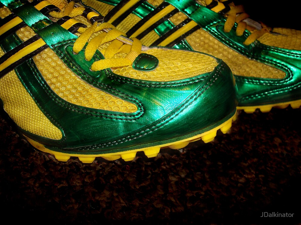 fear the crocadile shoe by JDalkinator