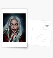 Manon Blackbeak Postcards