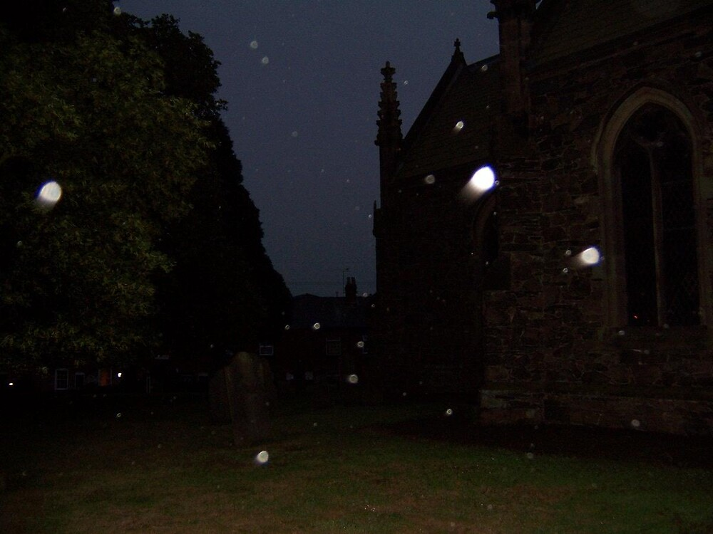 The Orbs of Anstey in Leicestershire by kimie