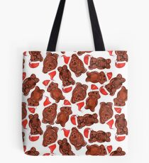 Three Chocolatiers - Freddo, Caramello & Yowie - Christmas Tote Bag