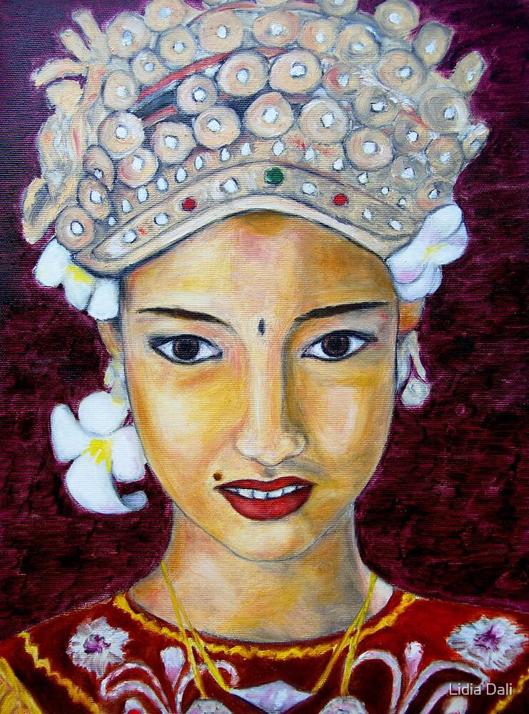 Bali Girl by Lidiya