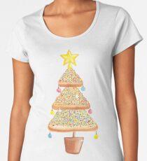 Fairy Christmas - Fairy Bread - Pink Women's Premium T-Shirt