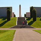 The National Memorial Arboretum at Alrewas by John Dalkin