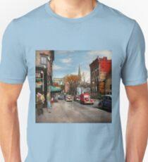 City - Amsterdam NY - Downtown Amsterdam 1941 T-Shirt
