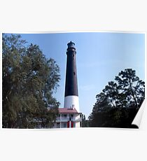 Pensacola Lighthouse Poster