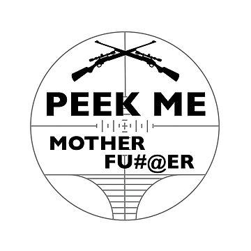 Peek the sniper by em-s