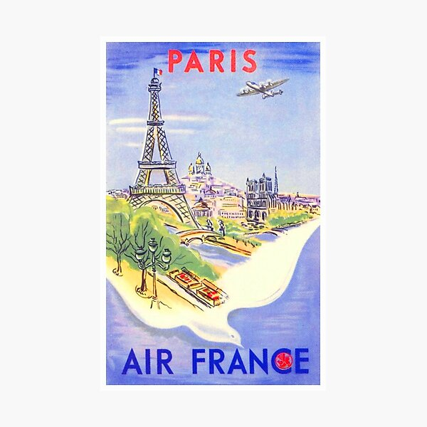 "6/"" Eiffel Tower France French Rusty Metal Wall Art Craft Stencil Vintage Sign"