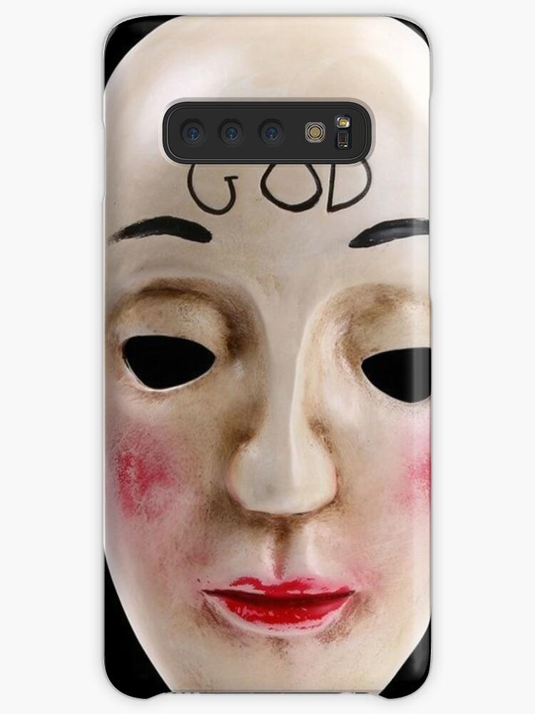 'The Purge - mask god' Case/Skin for Samsung Galaxy by Robinjood