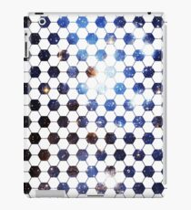 Football Galaxy Blue iPad Case/Skin