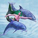 May .. mermaid by LoneAngel