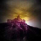 Haunted Harlech by karenlynda