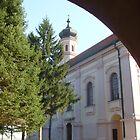Monastery * Fenek * by Ana Belaj