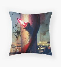 Seeing Clearly Throw Pillow