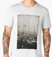 Flying over you Men's Premium T-Shirt