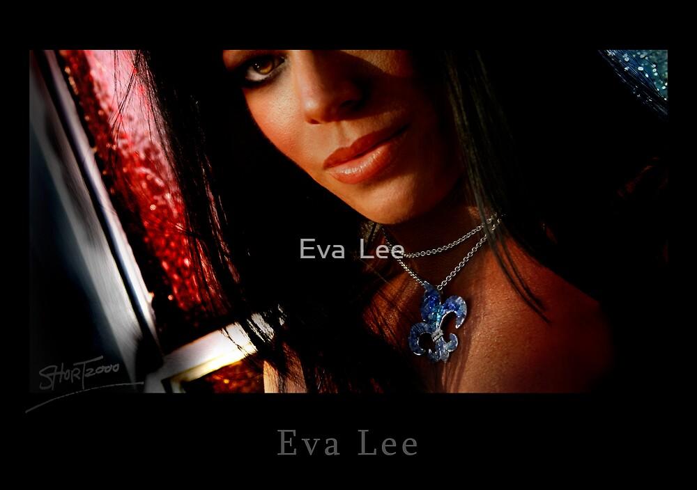 Fleur d'lys by Eva  Lee