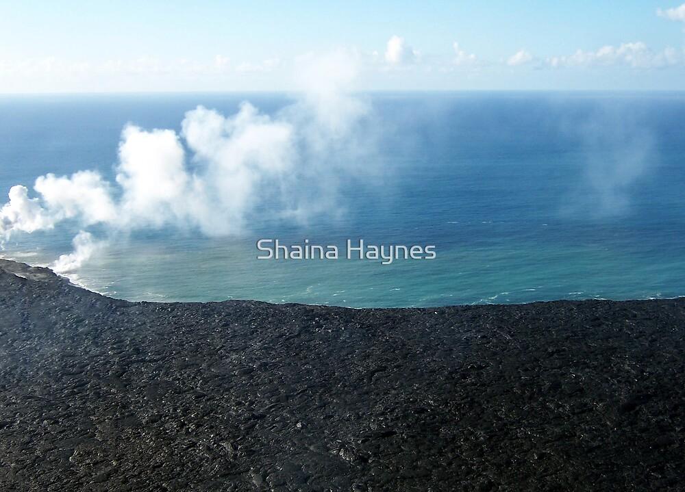Where Lava Meets Sea by Shaina Haynes