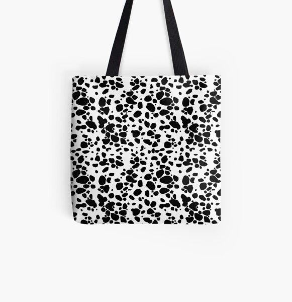 Dalmatian All Over Print Tote Bag
