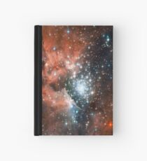 Red Galaxy 2.0 Hardcover Journal
