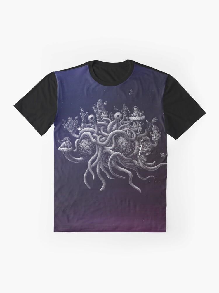 Alternative Ansicht von CREDO, QUIA ABSURDUM EST* Grafik T-Shirt