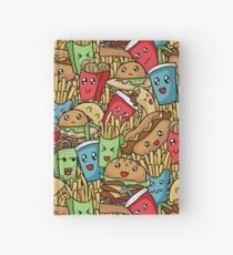Fast Food Friends Hardcover Journal