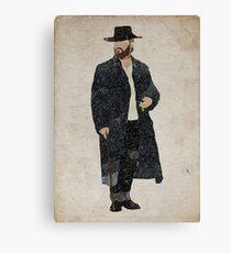 Alfie Solomons (Tom Hardy) Peaky Blinders Canvas Print