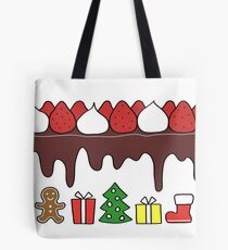 Happy Yummy Holidays! Other taste Tote Bag