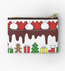 Happy Yummy Holidays! Other taste Studio Pouch
