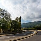 Seillans is just round the bend by MarcW