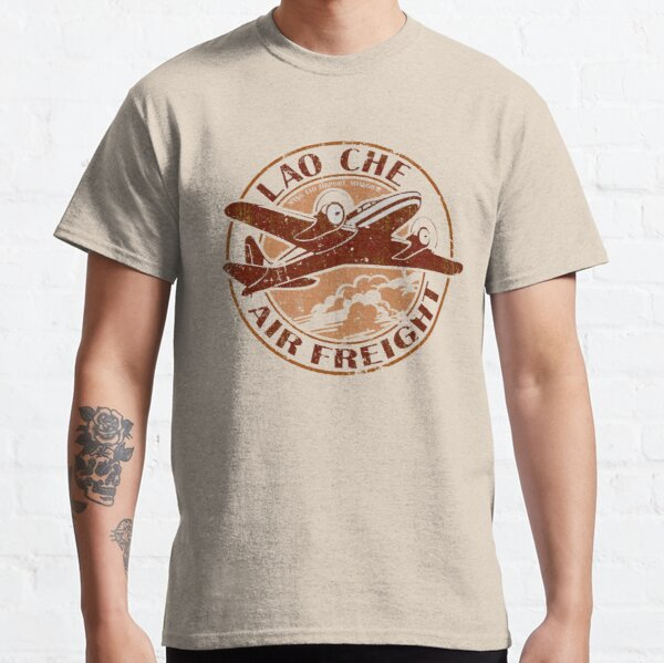 Indiana Jones - Lao Che Air Freight Classic T-Shirt