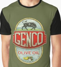 The Godfather - Genco Olive Oil Co. Graphic T-Shirt
