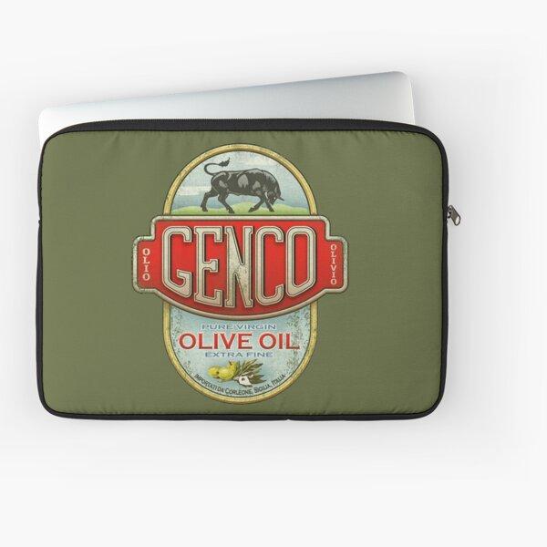 El padrino - Genco Olive Oil Co. Funda para portátil