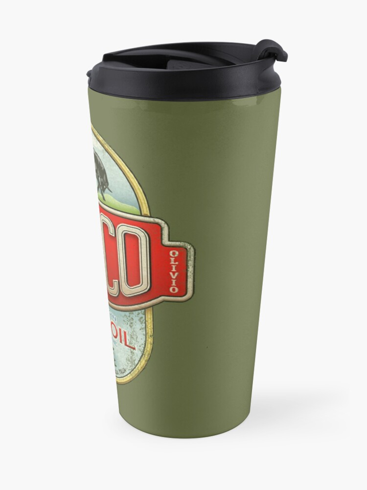 Alternate view of The Godfather - Genco Olive Oil Co. Travel Mug