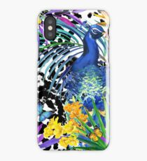 Summer tropical forest iPhone Case/Skin