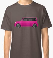Vectored Boxcar Pink Classic T-Shirt