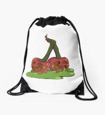 Slimy Twins Drawstring Bag