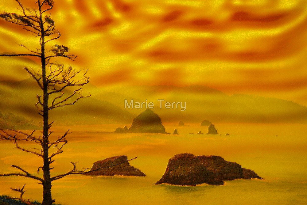 Alternate Orange by Marie Terry