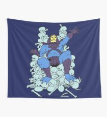 Lord of Destruction Wall Tapestry