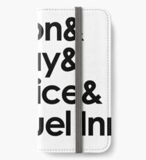 A A Ron iPhone Wallet/Case/Skin