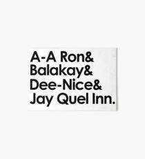 A A Ron Art Board