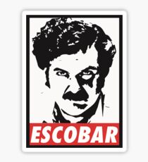 Escobar Sticker
