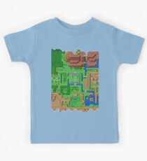 Realms of Hyrule Kids Tee