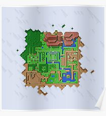 Realms of Hyrule Poster
