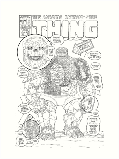 the Thing by Ulises Farinas