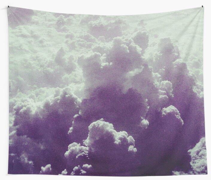 Purple Sky .- by wwonderworld