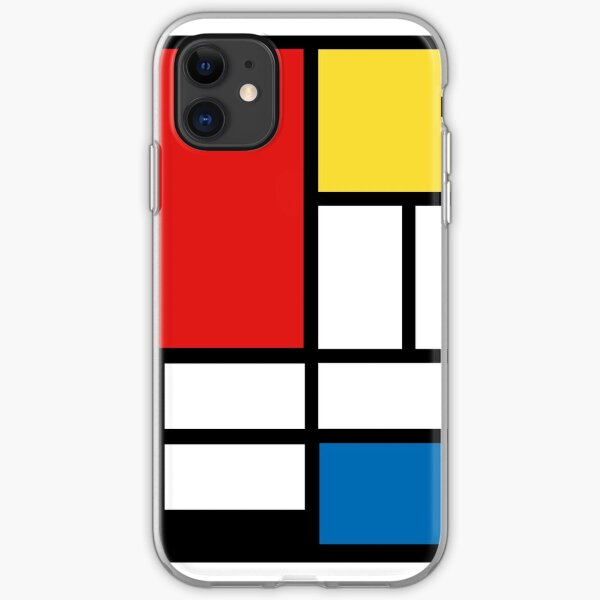 My Mondrian iPhone Soft Case